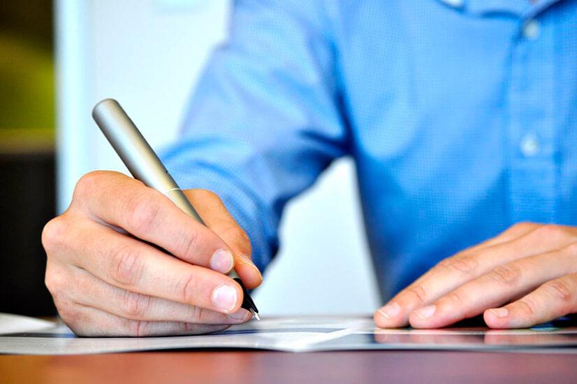 Как правильно написать автобиографию для госслужбы в МВД?