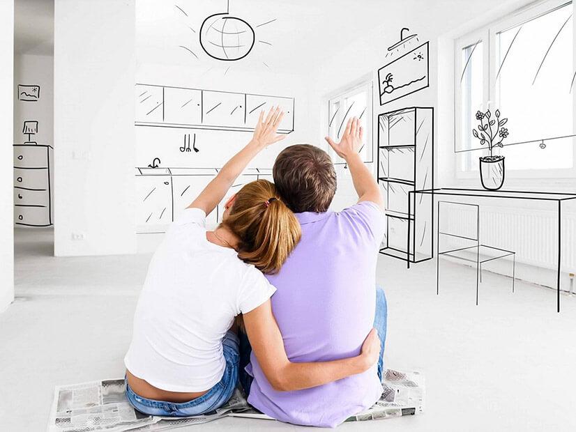 Как определяется минимальная площадь жилья на одного человека?